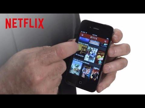 New Netflix Experience on iPhone  Netflix