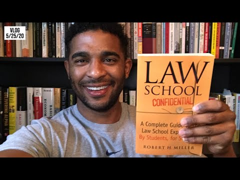 """""""Law School Confidential: Complete Guide to Law School"""" by Robert Miller (Book review)"""