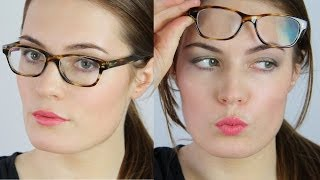 Makeup For Glasses Thumbnail