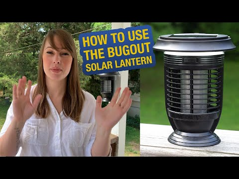 How to Use the 4Patriots BugOUT Solar Lantern