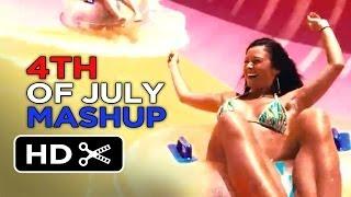 AMERICA: The Mashup - Fourth of July USA Movie Mashup HD