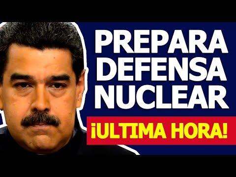 NOTICIAS VENEZUELA HOY 16 AGOSTO 2019 Nicolas Maduro busca defensa nuclear