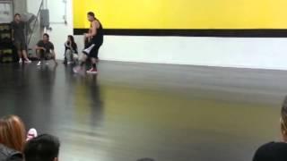 Missy Elliot-gossip folks choreography