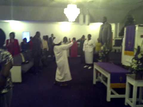 """Pastor J Fulmore From Manning Temple Preaching The House Down """"Effectual Fervant Prayer"""""""