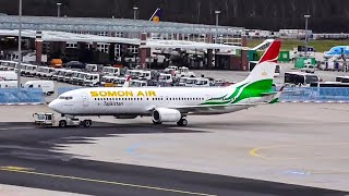 RARE: Somon Air at Frankfurt