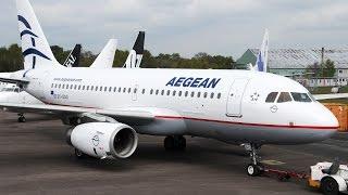 Aegean A319 , Athens - Berlin, Microsoft Flight Simulator & Prepar3D , FSX 2015