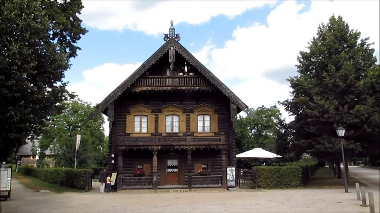 Russische Kolonie Alexandrowka In Potsdam