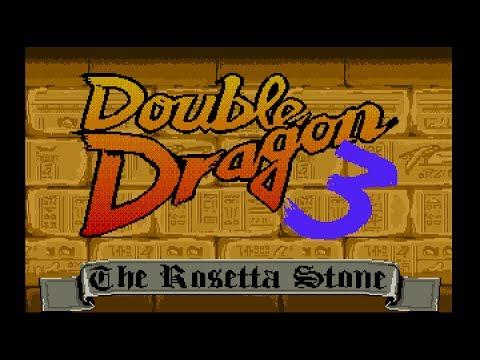 Double Dragon 3: The Rosetta Stone (PC/DOS) 1992, Technōs