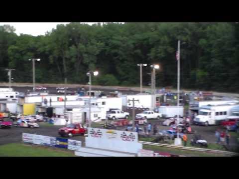 Hobby Stock Amain @ Hamilton County Speedway 06/17/17