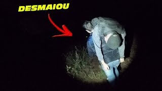 TENTAMOS PASSAR UMA NOITE NA PIOR LENDA - Caçadores de Lendas thumbnail
