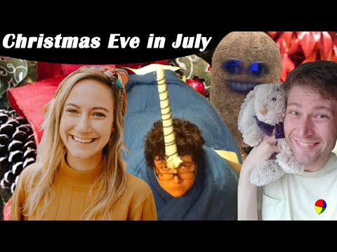 Christmas Eve in July