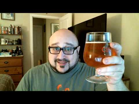 Georgia Beer Reviews: Dogfish Head Midas Touch