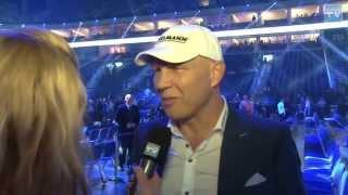 Baixar WEB CHANNEL TV auf der WM Titelverteidigung im Boxen Arthur Abraham vs Paul Smith O2 World, Berlin
