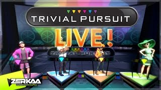WHAT ARE THESE QUESTIONS? | TRIVIAL PURSUIT