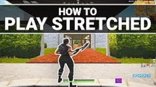 How To Get A Custom Resolution In Fortnite Xbox One *Stretched Resolution* (640x480)(1280x720)