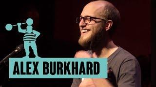 Alex Burkhard – Was ich ihr nicht schreibe