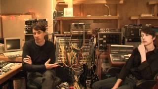 Suede Interview 2011 Part 2