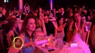 """الفنان رامي عياش يشعل مسرح الـ Murex D'or باغنية """"اغمرني تعيش"""""""