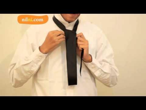 Cara Gampang Memakai Dasi 1 - Nilni.com