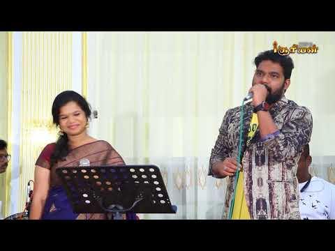 Kurukku Siruthavale  Super Singers Musical Show  Diwakar & Parvathy Jayadevan