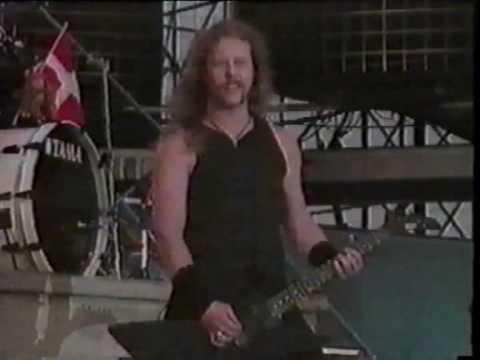 1991.09.28 Metallica  -Enter Sandman (Live in Moscow)