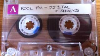 Kool FM London - Pirate Station - June 1996 - Ital & Shocking