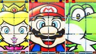 Super Mario Party - Minigames - Mario vs Peach vs Luigi vs Rosalina (Master CPU)