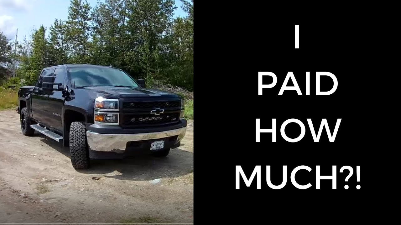 Customize My Truck >> How Much I Paid To Customize My Truck Youtube