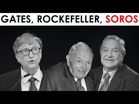 Coronakrise & schockierendes Rockefeller-Papier! Elite (Bill Gates, George Soros ...) entlarvt sich!