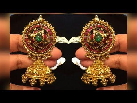 Elegant Meenakari Jewellery Design