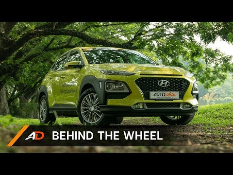 2019 Hyundai Kona Review - Behind the Wheel