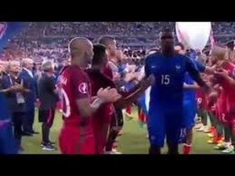 Portugal Trophy Celebration on Euro Champions 2016, Selebrasi Juara Portugal menang 1 0 atas Prancis