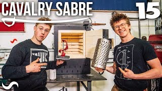 MAKING THE CAVALRY SABRE: Part 15