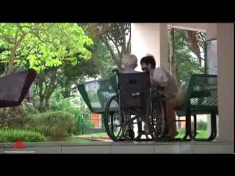 Get Rea!: Elderly Caregivers