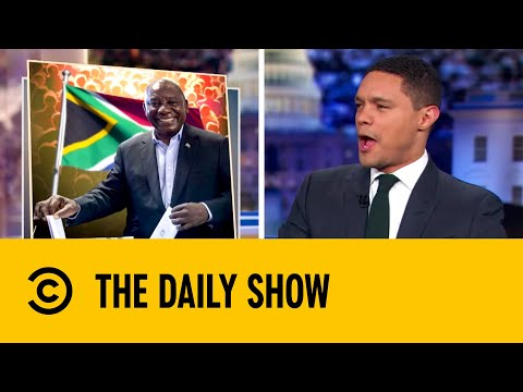 South Africa Is Still Divided Along Racial Lines | The Daily Show with Trevor Noah