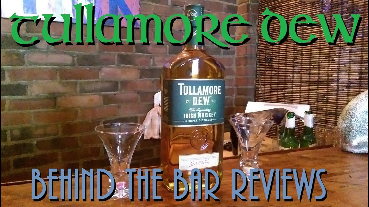 Tullamore Dew - Behind the Bar Reviews - YouTube