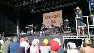 Midge Ure - If I Was - Live at the Dartford Festival 15:07:2018