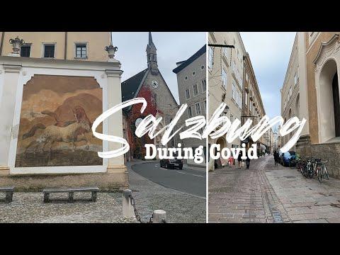 AUSTRIA - SALZBURG - Crossing into ITALY | VANLIFE