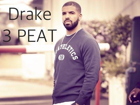 Drake - 3 PEAT [ 3rd Meek Mills Diss Track] Lyrics HD! 2015 [LEAKED]