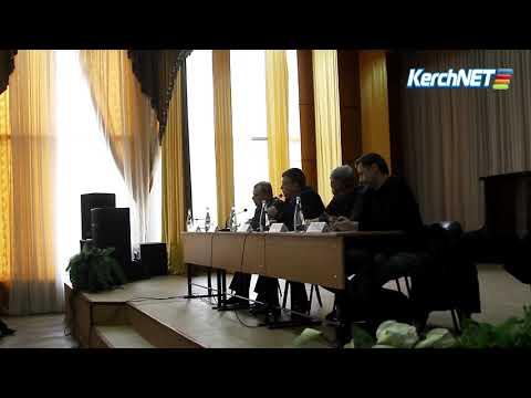 kerchnettv: Керчь: сход граждан