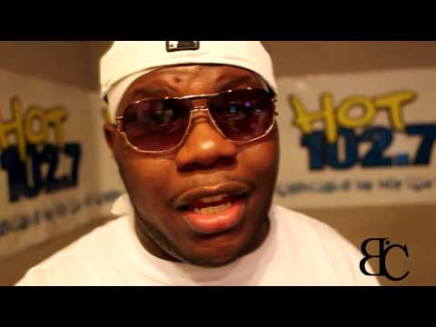 (Behind the Scene Footage) J-Brooks At Hot 102.7/Now Hot 107.5 The Movement in Detroit