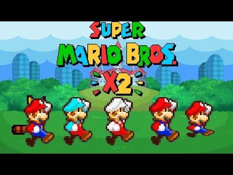 Super Mario Bros X Mario And Luigi Superstar Saga Sprites Updated Wip