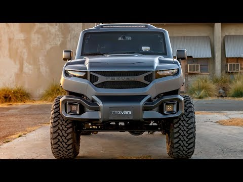 Rezvani TANK (2018) The Wildest SUV