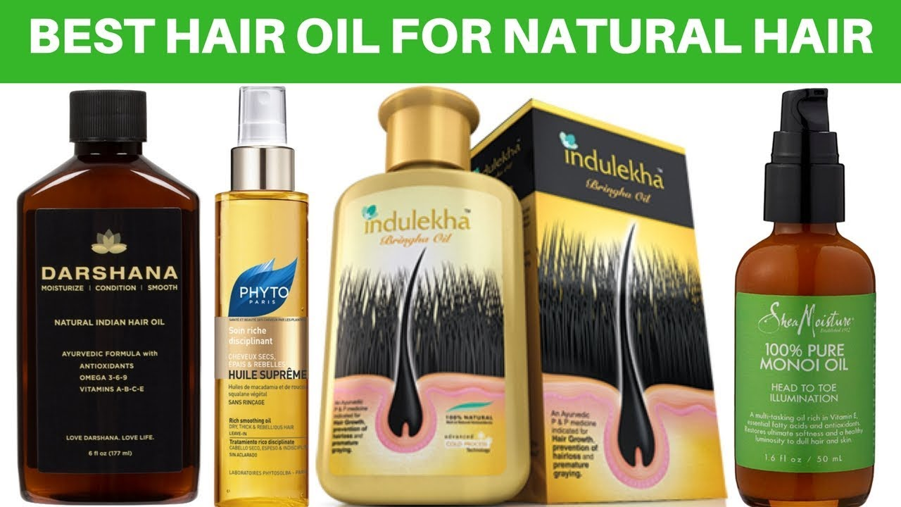 6 Hair Oils You Need to Be Using If Youre Not Already