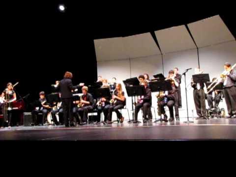 Wellington High School Jazz Band - 'Over The Rainbow'