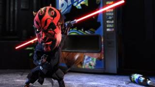 Brisk Star Wars Commercial: Yoda vs. Darth Maul