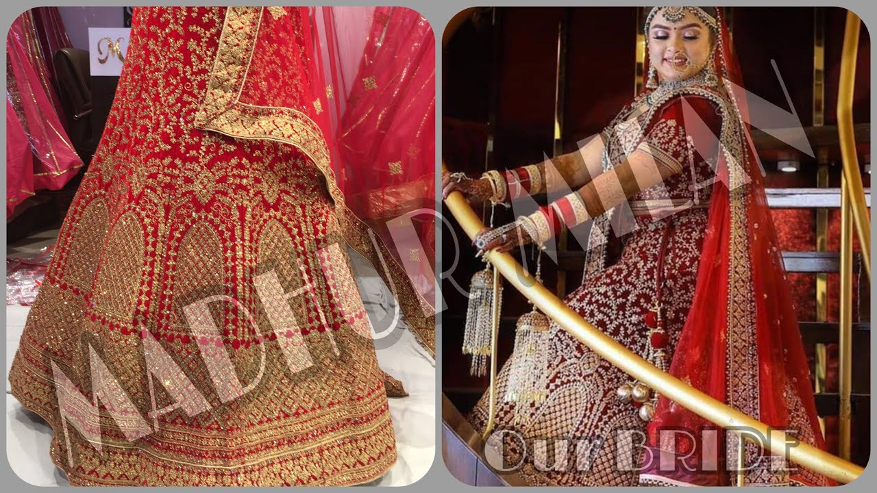 Stunning Wedding Lehenga|Sabyasachi Lehenga|KHIDKI Design|Cheap RATE Shopping|Chandni Chowk 2020