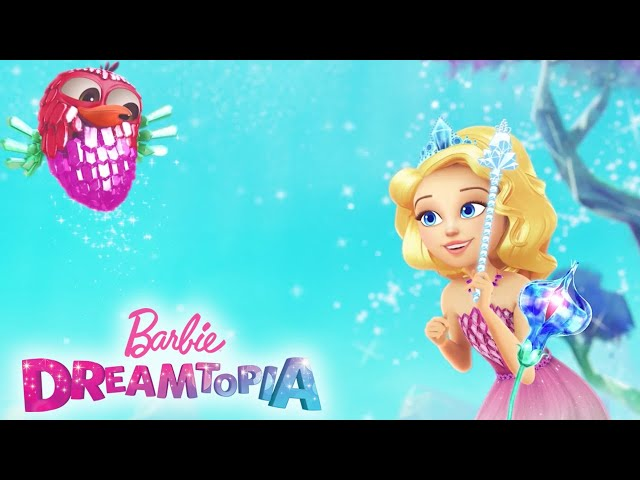 Glinster Berg Deel 1| Dreamtopia | Barbie