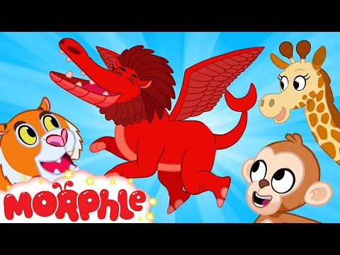 The Missing Animals - My Magic Pet Morphle   Cartoons For Kids   Morphle TV   BRAND NEW