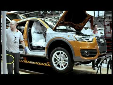 ? Audi Q3 Production